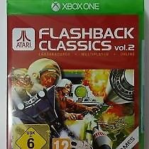 **SEALED** 50 GAMES, FLASHBACK CLASSICS VOL.2 XBOX ONE S GAME BRAND NEW