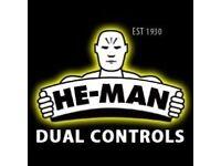 Dual Controls --- 2010 Vauxhall Corsa --- £40