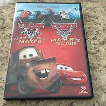 CARS MATER'S TALL TALES DVD.....LIKE NEW!