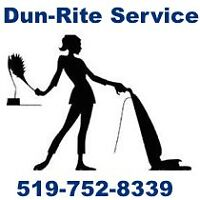 Experience Cleaners Wanted