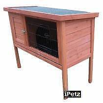 Raised Timber Hutch (90x45x75cm) Jamisontown Penrith Area Preview