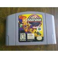 Star shot : Space rumble circus N64