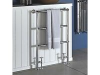 BATHSTORE. Hindon Radiator -Traditional Towel Rail Radiator