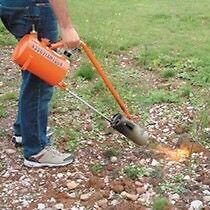 Gardening weed killer for driveway / blockpaving