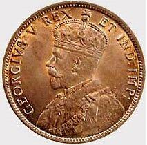 Pièces de monnaies / Canada / 1¢ -3