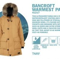 Size Large Women's TNA Parka (size 10and up)
