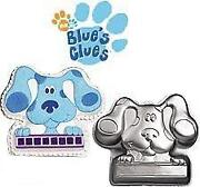 Blues Clues Cake Pan