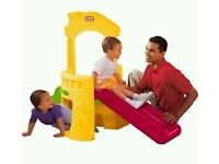 Little tikes climb n slide