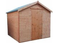 Large Shed wanted 8x8 8x10 10x10