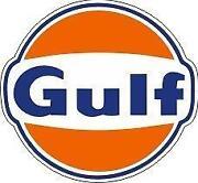 Gulf Decal