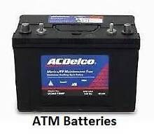 ACDelco Marine Boat Battery deep cycle & cranking free delivery Adelaide CBD Adelaide City Preview