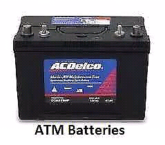 ACDelco Marine 97ah FREE DELIVERY Athol Park Charles Sturt Area Preview