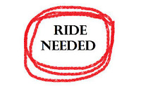 WANTED- Rides to and from work Sturgeon Falls to North Bay