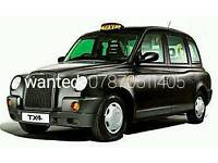 Cardiff wheel chair taxi or licence