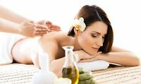 ===>   Holiday discounts on most packages, Hand & Stone Spa