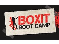 Boxing Bootcamp - Sunday 4th December