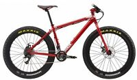 $100 FREE ACCESSORIES: FAT BIKE PRE-ORDER PROMO