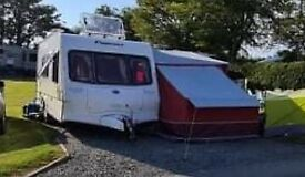 Bailey Pageant Moselle 2003 4 berth caravan