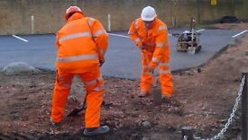 Ground worker- Harlow- on going- £14ph
