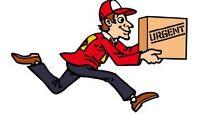 Service de livraison repas et de produits