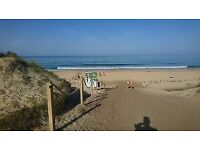 Self-catering naturist beach holiday at France's largest family naturist resort