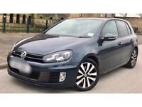 Volkswagen golf 2.0 Gtd leathers heated seats one owner Sat Nav Fvwsh not a3 s3