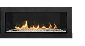 45 inch Linear Direct Vent Gas Fireplace