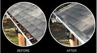Eavestrough Cleaning at an Affordable Price!!!