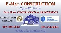 New Home Turn-Key Construction to Renovations