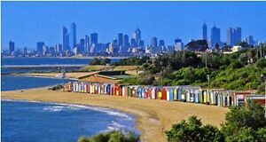 Short term furnished room opp beach fr $50 p/n inc organic bfast Brighton Bayside Area Preview