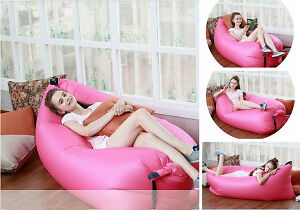 Inflatable Lounger/Chair/Sofa Bed