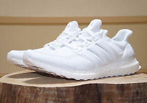 new styles 7dc62 de6c6 Adidas Ultra Boost 2.0 Triple White 9.5 for sale ...