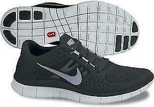 Women s Black Nike Free Run 3