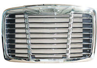 Frieghtliner Cascadia grill with bugs screen