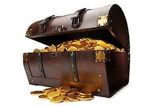 Bob's Treasure Chest