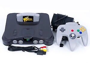 Looking for an N64. Please contact my number