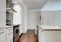 **LUXURY LOFT 1061 sq ft IN HEART OF DOWNTOWN CENTRE VILLE**