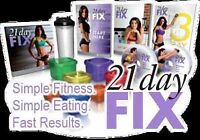 21 Day Fix UNOPENED Challenge Pack with Shakeology