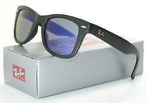 ray ban matte folding wayfarer sunglasses  ray ban folding wayfarer matte black