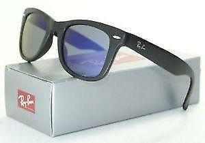 996939bfe18 Ray Ban Folding Wayfarer Matte Black