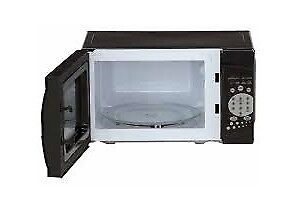 New Master Chef Microwave, Stainless Steel