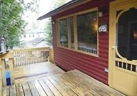 Beautifully renovated 2 bedroom cottage for sale