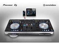Pioneer XDJ R1 WITH A PAIR OF RCF FIVE MONITOR SPEAKERS BOTH AS NEW, HARDLY USED