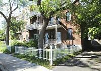 RENOVATED DUPLEX for sale- NDG- Owner occupancy+rental income