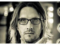 Steven Wilson Ticket St David's Hall Wednesday 21st March 2018 - Selling Face Value £36.50