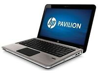 HP Pavilion dv3 Laptop Core i5-M480 2.60GHz 6GB Ram 320GB Webcam HDMI