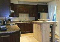 Renovated Duplex 2 bdrm-2bath- with Basement! NDG- Available Now