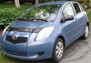 2008 Toyota Yaris -- Hatchback
