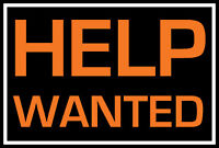 Bar Manager and Servers Needed
