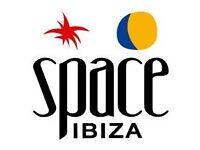 2 x Space Ibiza Closing Party Tickets (Sunday 2nd October)